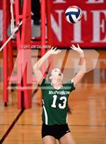 This MaxPreps.com professional photo is from the gallery Reagan [Ronald] @ Lee [Robert E.] which features Reagan high school athletes playing  Volleyball. This photo was shot by Joe Calomeni and published on Calomeni.