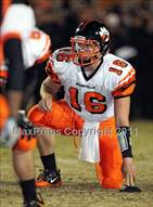 This MaxPreps.com professional photo is from the gallery Roseville @ Vacaville (CIF SJS D2 Playoffs) which features Roseville high school athletes playing  Football.