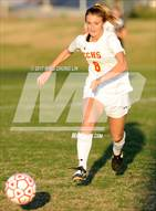 This MaxPreps.com professional photo is from the gallery Cathedral Catholic vs. Hamilton (Mater Dei Premier Invitational) which features Cathedral Catholic high school athletes playing Girls Soccer.