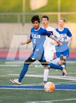 This MaxPreps.com professional photo is from the gallery Woodcreek @ Rocklin which features Rocklin high school athletes playing  Soccer. This photo was shot by David Kinsella and published on Kinsella.
