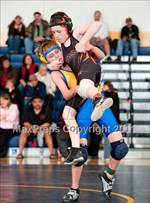 This MaxPreps.com professional photo is from the gallery Humboldt-Del Norte Conference Wrestling Championships @ Del Norte which features Arcata high school athletes playing  Wrestling. This photo was shot by Roger Schultz and published on Schultz.