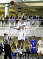 This MaxPreps.com professional photo is from the gallery Hamilton Heights Christian Academy @ McCallie (Dr Pepper Classic) which features Hamilton Heights Christian Academy high school athletes playing  Basketball.