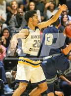 "Photo from the gallery ""Mater Dei Catholic @ Rancho Christian (Rancho Christian Basketball Showcase)"""