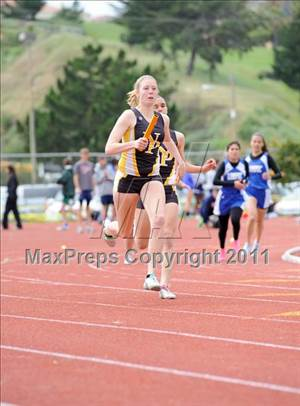 Santa Barbara Easter Relays (Girls Track Events)