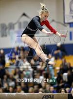 This MaxPreps.com professional photo is from the gallery CHSAA Gymnastics Championships (Day 2, 5A and 4A) which features Denver South high school athletes playing  Gymnastics. This photo was shot by Ray Chen and published on Chen.