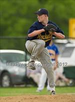 This MaxPreps.com professional photo is from the gallery Norwood @ Needham which features Norwood high school athletes playing  Baseball. This photo was shot by Dave Arnold and published on Arnold.