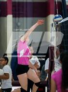 This MaxPreps.com professional photo is from the gallery Cornwall Central @ Kingston which features Kingston high school athletes playing  Volleyball.
