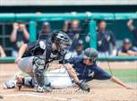 This MaxPreps.com professional photo is from the gallery Vincentian Academy vs. Meyersdale (PIAA Class A Final) which features Vincentian Academy high school athletes playing  Baseball. This photo was shot by Ken Reabe Jr and published on Reabe Jr.