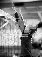 This MaxPreps.com professional photo is from the gallery University Prep vs. Pierce (NSCIF D4 Final) which features University Prep high school athletes playing  Volleyball.