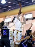 This MaxPreps.com professional photo is from the gallery Pamlico County vs. Ocracoke which features Pamlico County high school athletes playing Girls Basketball.