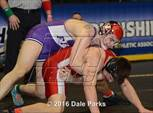This MaxPreps.com professional photo is from the gallery NYSPHSAA Championships (Division 2 Semifinals) which features Geneva high school athletes playing  Wrestling. This photo was shot by Dale Parks and published on Parks.