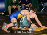 This MaxPreps.com professional photo is from the gallery NYSPHSAA Championships (Division 2 Semifinals) which features Letchworth high school athletes playing  Wrestling. This photo was shot by Dale Parks and published on Parks.