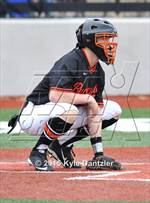 This MaxPreps.com professional photo is from the gallery Gilmer vs Melissa (Plano) which features Gilmer high school athletes playing  Baseball. This photo was shot by Kyle Dantzler and published on Dantzler.