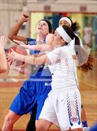 This MaxPreps.com professional photo is from the gallery Sierra @ East Union which features Sierra high school athletes playing Girls Basketball.