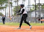 This MaxPreps.com professional photo is from the gallery White Oak @ Havelock which features White Oak high school athletes playing  Softball. This photo was shot by Carin Goodall-Gosnell and published on Goodall-Gosnell.