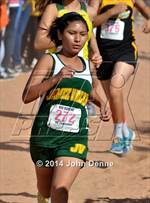 This MaxPreps.com professional photo is from the gallery Rio Rancho Jamboree (Girls Varsity Division) which features Silver high school athletes playing Girls Cross Country. This photo was shot by John Denne and published on Denne.
