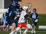 This MaxPreps.com professional photo features Eastridge high school Brandon Lasher playing  Lacrosse. This photo was shot by Chris Cecere and published on Cecere.