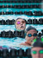 This MaxPreps.com professional photo is from the gallery CIF State Girls Swimming Championships (Final Heats) which features Carondelet high school athletes playing Girls Swimming. This photo was shot by Doug Stringer and published on Stringer.