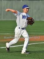 This MaxPreps.com professional photo is from the gallery Wolfe City vs. Trenton (UIL 1A Region 2 Quarterfinal Playoff) which features Wolfe City high school athletes playing  Baseball.