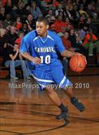 This MaxPreps.com professional photo is from the gallery Cahokia @ Mt. Vernon which features Cahokia high school athletes playing  Basketball.