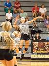 This MaxPreps.com professional photo is from the gallery Senatobia @ Hernando which features Hernando high school athletes playing  Volleyball.