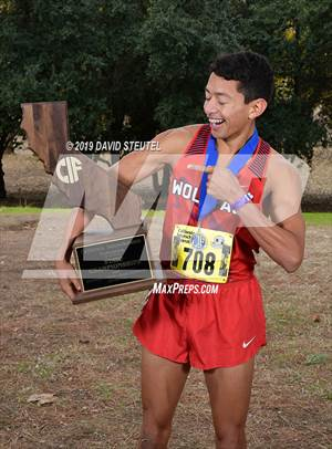 CIF State Cross Country Championships (Boys Awards)