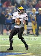 This MaxPreps.com professional photo is from the gallery Del Oro vs Grant (SJS Playoffs) which features Del Oro high school athletes playing  Football.