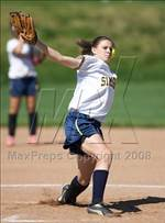 This MaxPreps.com professional photo is from the gallery Simsbury @ Newtown (CIAC Class LL 2nd round) which features Newtown high school athletes playing  Softball. This photo was shot by Kathleen Nowak and published on Nowak.
