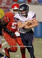 This MaxPreps.com professional photo is from the gallery Baptist Prep vs. McGehee which features Baptist Prep high school athletes playing  Football.