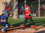 This MaxPreps.com professional photo is from the gallery Desert Mirage @ Cathedral City which features Cathedral City high school athletes playing  Softball. This photo was shot by Deb Sather and published on Sather.