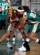 This MaxPreps.com professional photo is from the gallery Cajon vs. Poly (Ladycat Classic) which features Poly high school athletes playing Girls Basketball.