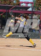 This MaxPreps.com professional photo is from the gallery Thomas Jefferson vs Mountain View (CHSAA 4A First Round) which features Thomas Jefferson high school athletes playing  Softball.