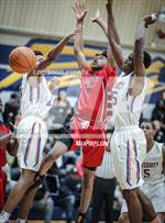 This MaxPreps.com professional photo is from the gallery  Fremont vs University (CIF LACS D1 Semifinal) which features Fremont high school athletes playing  Basketball. This photo was shot by Samuel Mawanda and published on Mawanda.
