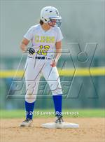This MaxPreps.com professional photo is from the gallery Brennan @ Clemens which features Clemens high school athletes playing  Softball. This photo was shot by Lester Rosebrock and published on Rosebrock.