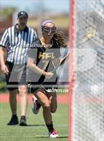 This MaxPreps.com professional photo features Honeoye Falls-Lima high school Brittany Chamberlain playing Girls Lacrosse. This photo was shot by Bertram Smith and published on Smith.