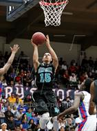 This MaxPreps.com professional photo is from the gallery San Leandro vs. Deer Valley (CIF NCS D1 Final) which features Deer Valley high school athletes playing  Basketball.