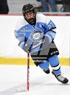 This MaxPreps.com professional photo is from the gallery Mamaroneck vs. Suffern (Section 1 Division 1 Final) which features Suffern high school athletes playing  Ice Hockey.