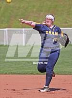 This MaxPreps.com professional photo is from the gallery Enfield @ RHAM which features Enfield high school athletes playing  Softball. This photo was shot by Todd Kalif and published on Kalif.