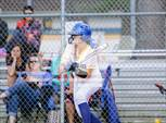 This MaxPreps.com professional photo is from the gallery Randleman @ Richlands (NCHSAA 2A 1st Round Playoff) which features Randleman high school athletes playing  Softball. This photo was shot by Tina Brooks and published on Brooks.