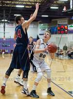 This MaxPreps.com professional photo is from the gallery Herriman @ Riverton which features Herriman high school athletes playing  Basketball. This photo was shot by Dave Argyle and published on Argyle.