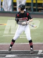This MaxPreps.com professional photo is from the gallery Heights vs. South (KSHSAA 5A Quarterfinal) which features Heights high school athletes playing  Baseball. This photo was shot by Norman Tackett and published on Tackett.