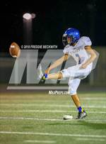 This MaxPreps.com professional photo is from the gallery Leonard @ Bonham which features Bonham high school athletes playing  Football. This photo was shot by Freddie Beckwith and published on Beckwith.