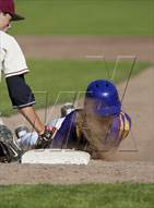 This MaxPreps.com professional photo is from the gallery Oakland Tech @ Lowell (Transbay Series)  which features Oakland Tech high school athletes playing  Baseball.