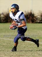 "Photo from the gallery ""Southlands Christian @ Windward (CIF SS D1 8-Man Playoffs)"""