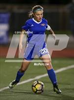 This MaxPreps.com professional photo is from the gallery Foothill vs. Clayton Valley Charter (CIF NCS D1 Quaterfinal) which features Clayton Valley Charter high school athletes playing Girls Soccer. This photo was shot by Jim Malone and published on Malone.