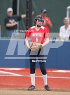 This MaxPreps.com professional photo is from the gallery Fremont @ Saratoga which features Saratoga high school athletes playing  Softball.