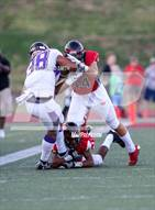 This MaxPreps.com professional photo is from the gallery Blue Springs @ Park Hill which features Park Hill high school athletes playing  Football.