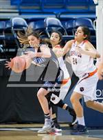 This MaxPreps.com professional photo features Pahranagat Valley high school Morgan Harris playing Girls Basketball. This photo was shot by Ed Andersen and published on Andersen.