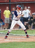 This MaxPreps.com professional photo features Kent Denver high school Charlie DesJardin playing  Baseball. This photo was shot by Tom Hanson and published on Hanson.