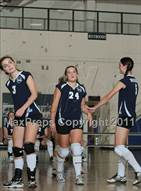 This MaxPreps.com professional photo is from the gallery Danbury @ Wilton which features Wilton high school athletes playing  Volleyball.